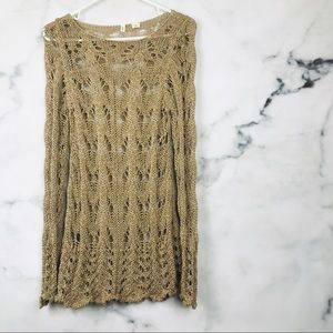 Anthropologie Moth Piacenza Sweater